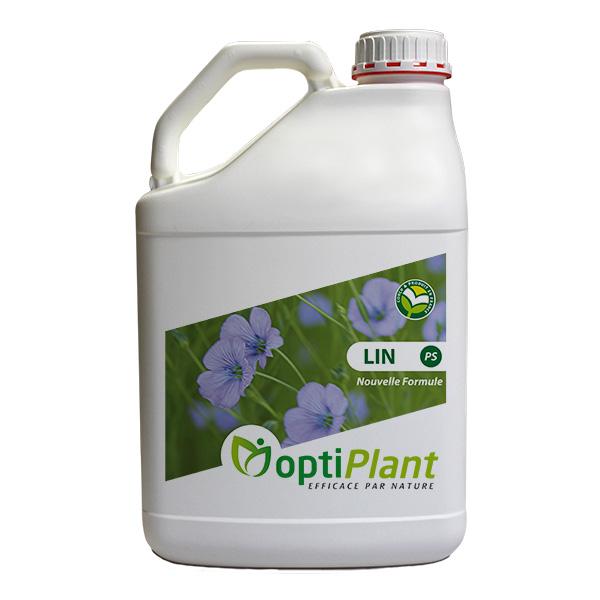 Optiplant produit soutien nutrition lin graine PS
