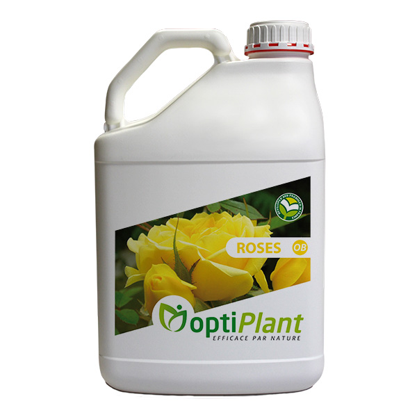 Optiplant produit soutien nutrition qualite roses OB