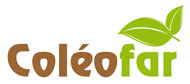 logo coleofar support growth balance plant