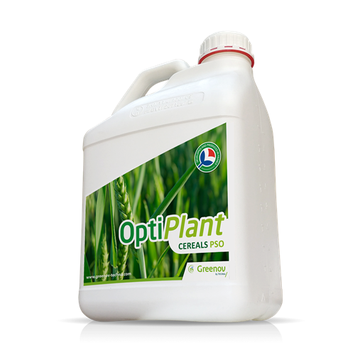 Optiplant product nutrition support straw cereal wheat