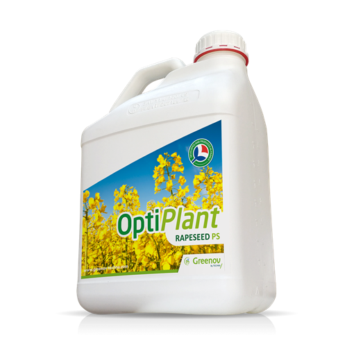 Optiplant product nutritional support rape PS oleaginous