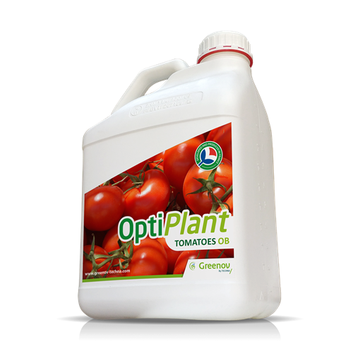 optiplant greenhouse tomato quality crop nutritional support