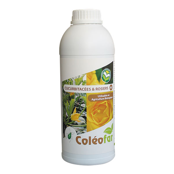 Coleofar product cucurbit rose PV plant adaption environmental attacks