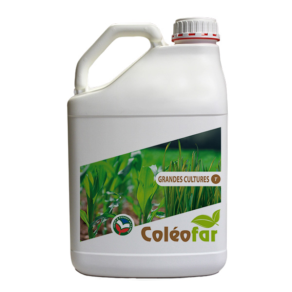Product Coleofar field arable crops growth balance crop