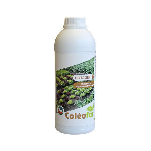 Produit Coleofar potager T adaptation plante agressions exterieures